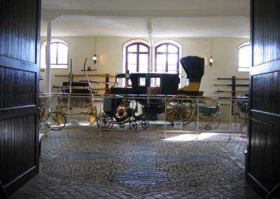 Musée des calèches