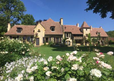 Maison Parc floral