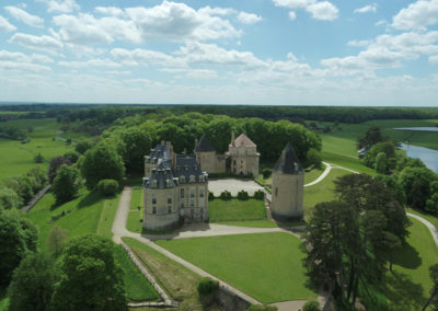 chateau 1 drone